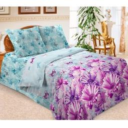 фото Комплект постельного белья Королевское Искушение с компаньоном «Герберы». 2-спальный. Размер простыни: 220х195 см