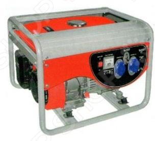 Генератор комбинированный бензин-газ Зубр ЗЭСГ-2500