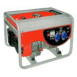 фото Генератор комбинированный бензин-газ Зубр ЗЭСГ-2500