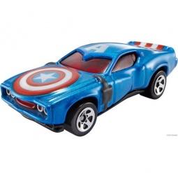 фото Машинка игрушечная Mattel BDM73 «Marvel. Капитан Америка»