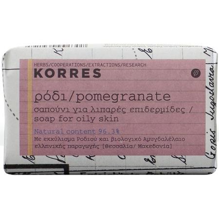 Купить Мыло для лица Korres «Гранат»