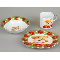 фото Набор посуды для детей Rosenberg 8769