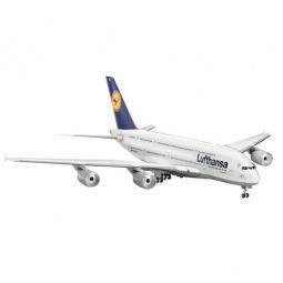 Купить Сборная модель пассажирского самолета Revell Аэробус A380 Lufthansa