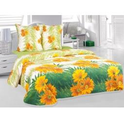 Купить Комплект постельного белья Tete-a-Tete «Герберы». Евро