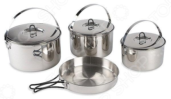 Набор посуды походный Tatonka Family Cookset L