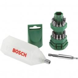 Купить Набор бит Bosch 2607019503 (PH, PZ, SL, T)