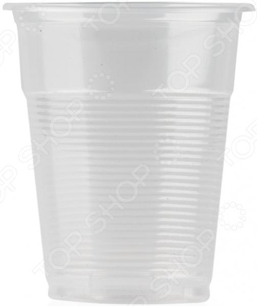 Стаканы пластиковые Duni 134766Праздничная сервировка<br>Считаете одноразовую посуду непрезентабельной или ненадежной Это точно не относится к изделиям от шведского производителя Duni. Каждое из них является воплощением превосходного качества, стильного дизайна и практичности. Одноразовая посуда это оптимальное решение для тех случаев, когда у вас мало времени, но есть желание организовать застолье по высшему разряду! Первоклассная одноразовая посуда! Стаканы пластиковые Duni 134766 кухонная утварь отменного качества. Комплект выполнен из прочнейшего пищевого пластика. Этот материал обладает массой достоинств:  хорошо сохраняет форму;  не содержит вредных компонентов;  не деформируется при воздействии жидкости или горячих блюд;  обеспечивает широкие возможности дизайна;  не влияет на вкус питья;  очень приятен на ощупь.  Стаканы предназначены для подачи холодных и горячих напитков. Они не промокают и длительное время сохраняют свою форму неизменной. Для удобства на стакане имеется мерная шкала. Идеальное решение для любого мероприятия Намечается уютный пикник в кругу семьи или корпоративная вечеринка В этих случаях без одноразовой посуды не обойтись! Вы не только сэкономите время и средства, организуя мероприятие, но и получите действительно красивый и презентабельный стол. А после использования изделия можно выбросить. Забудьте о нудном мытье посуды, стянутой коже и потерянном времени лучше сохранить его для более важных дел. Выбирая пластиковые стаканы от Duni, вы выбираете качество, оригинальный дизайн и максимальное удобство!<br>
