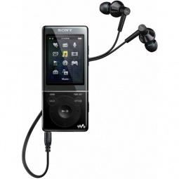 фото MP3-плеер SONY NWZ-E474. Цвет: черный