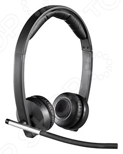 Гарнитура Logitech Wireless Headset H820e DUAL