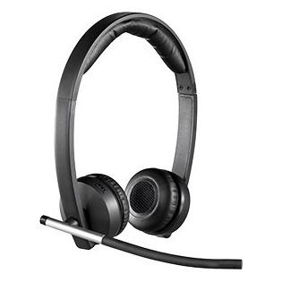 Купить Гарнитура Logitech Wireless Headset H820e DUAL