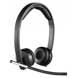 Купить Гарнитура Logitech Wireless Headset H820e DUAL