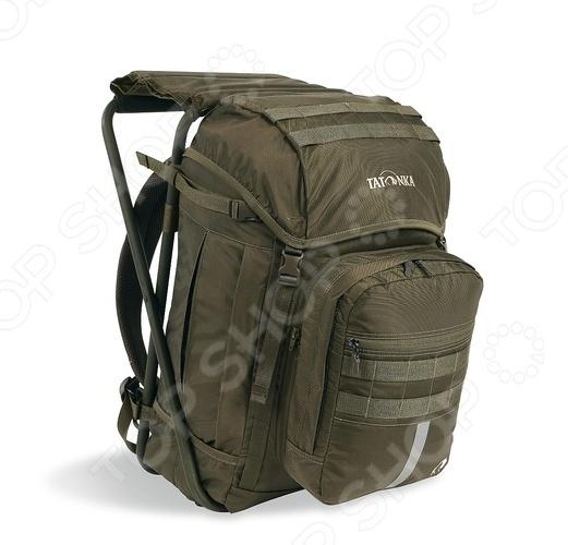 Стул-рюкзак для рыбалки Tatonka Petri Chair