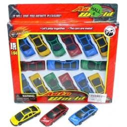 фото Набор машинок игрушечных Shantou Gepai BA-1315
