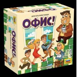 фото Игра карточная Звезда «Офис!»