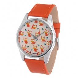 фото Часы наручные Mitya Veselkov «Рыжие кошки» Gold