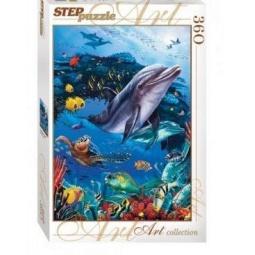 фото Пазл 360 элементов Step By Step «Подводный мир»