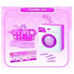 фото Стиральная машина игрушечная Family set 1707229