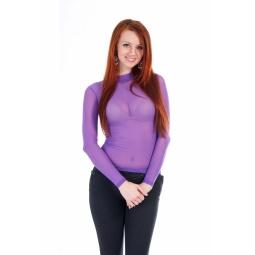 фото Водолазка Mondigo 8530. Цвет: сиреневый. Размер одежды: 46