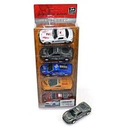 фото Набор машинок игрушечных Shantou Gepai 2026-2A