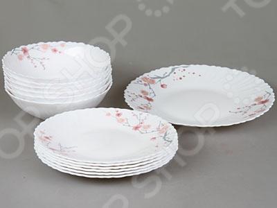Набор столовой посуды Rosenberg 1251 набор для специй rosenberg rgs 075017