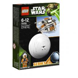 фото Конструктор LEGO Снеговой спидер и планета Хот