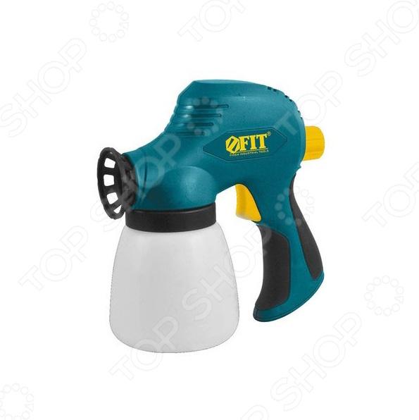 Краскораспылитель FIT SG-60 это отличный распылитель, работать с которым одно удовольствие. Легкий вес позволяет работать без переутомления, а ручка обеспечивает хорошую фиксацию инструмента в руке. Разборный узел распыления облегчает очистку. Универсальность в использовании позволяет использовать не только лакокрасочные материалы, но с средства для пропитки, грунтовки или опрыскивания растений.