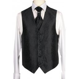 фото Жилет Mondigo 20645. Цвет: черный. Размер одежды: XXS