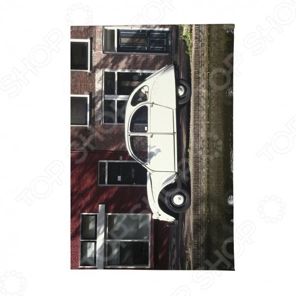 Обложка для автодокументов Mitya Veselkov «Ретро-автомобиль» mitya veselkov ретро автомобиль mv