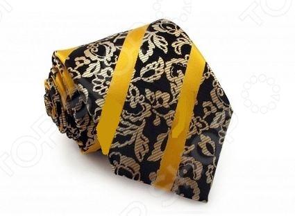 Галстук Mondigo 34014Галстуки. Бабочки. Воротнички<br>Галстук Mondigo 34014 это стильный мужской галстук из высококачественной микрофибры. Галстук давно стал неотъемлемым аксессуаром мужского гардероба. Многие мужчины, предпочитающие костюмы или же вынужденные носить их по долгу службы, знают, что галстук это способ придать индивидуальности. Правильно подобранный галстук может многое рассказать о его владельце: о вкусе, пристрастиях и характере мужчины. Галстук сделан из качественного материала, который хорошо держит узел.<br>