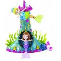 фото Набор игровой Mattel CHM54 «София Прекрасная в подводном мире»