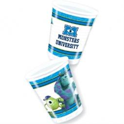 Купить Стаканы пластиковые Procos «Университет монстров»