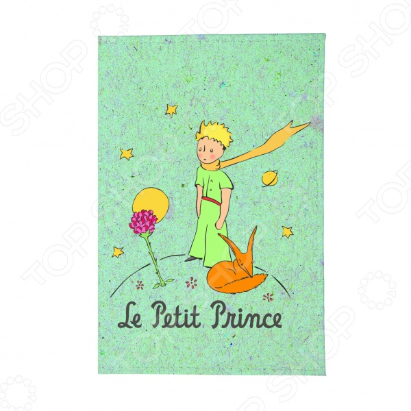 Обложка для автодокументов Mitya Veselkov «Маленький принц» чехол для карточек маленький принц принц на синем фоне дк2017 084