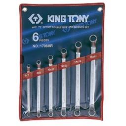 Купить Набор ключей накидных King Tony KT-1706MR