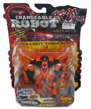 Робот-трансформер Shantou Gepai 3001-9 jp 61 20фигурка лошадка титония pavone