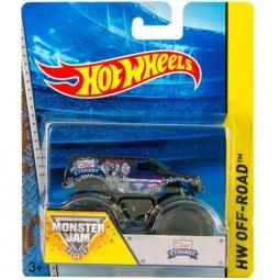 фото Машинка-вездеход Mattel PBHP37 «Lucas Crusader»