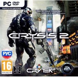 Купить Игра для PC Soft Club Crysis 2 (rus)