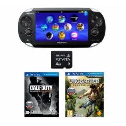 Купить Консоль игровая Sony Sony PlayStation Vita 4 Gb