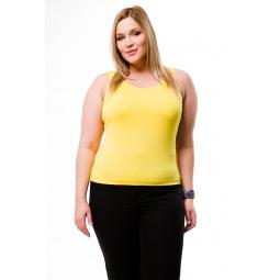 фото Майка Mondigo XL 335. Цвет: желтый. Размер одежды: 50