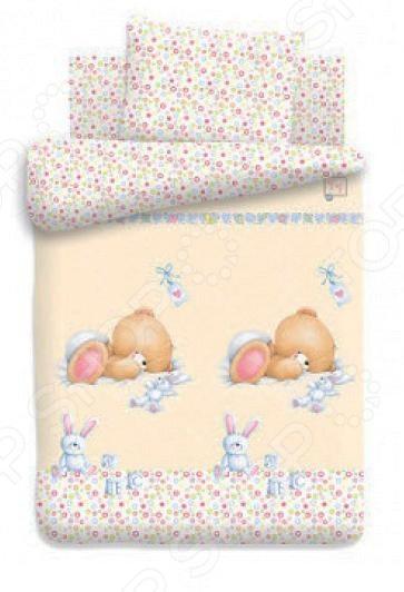 Детский комплект постельного белья Forever Friends Баюшки