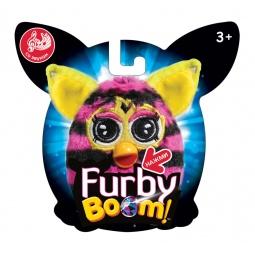 фото Игрушка интерактивная мягкая 1 Toy Furby в полоску