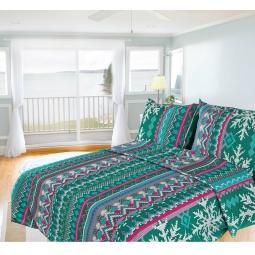 фото Комплект постельного белья Олеся «Вязаный». 1,5-спальный