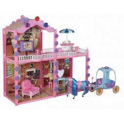 Купить Кукольный домик 1 Toy Т53236