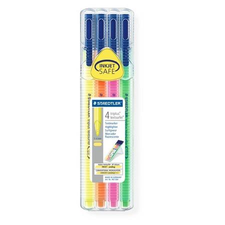 Купить Набор маркеров-текстовыделителей Staedtler 362SB402