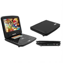 фото DVD-плеер портативный мультиформатный с экраном Kreolz DVPS 902