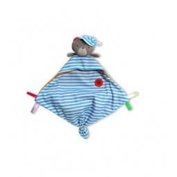 фото Погремушка-платочек 1 Toy «Мишка» Т57137-2