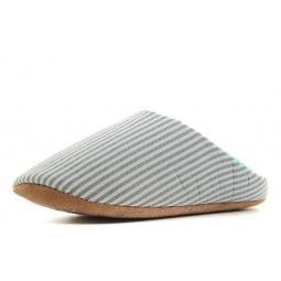 фото Тапочки домашние Burlesco H136. Цвет: серый. Размер одежды: 36-37
