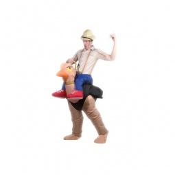 Купить Карнавальный костюм Музыкальные подарки «Наездник на страусе»
