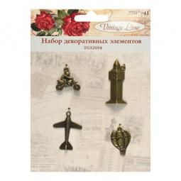 фото Набор декоративных элементов для вышивки Vintage Line TGS2054