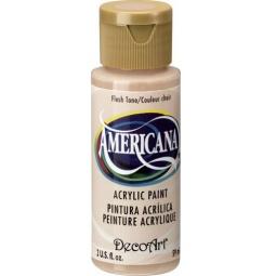фото Краска акриловая DecoArt Премиум Americana. Цвет: телесный
