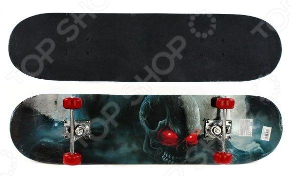 Скейтборд Shantou Gepai Darkness скейтборд трюки